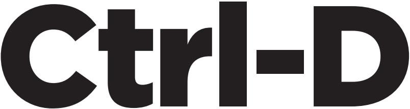logo ctrl-d